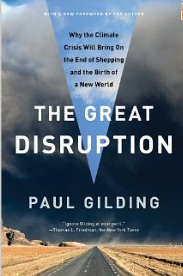 Disruption US book cover