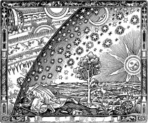 Flammarion caption